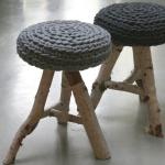 Brzozowy stołek projektu Le Souk /em3projekt.wordpress.com